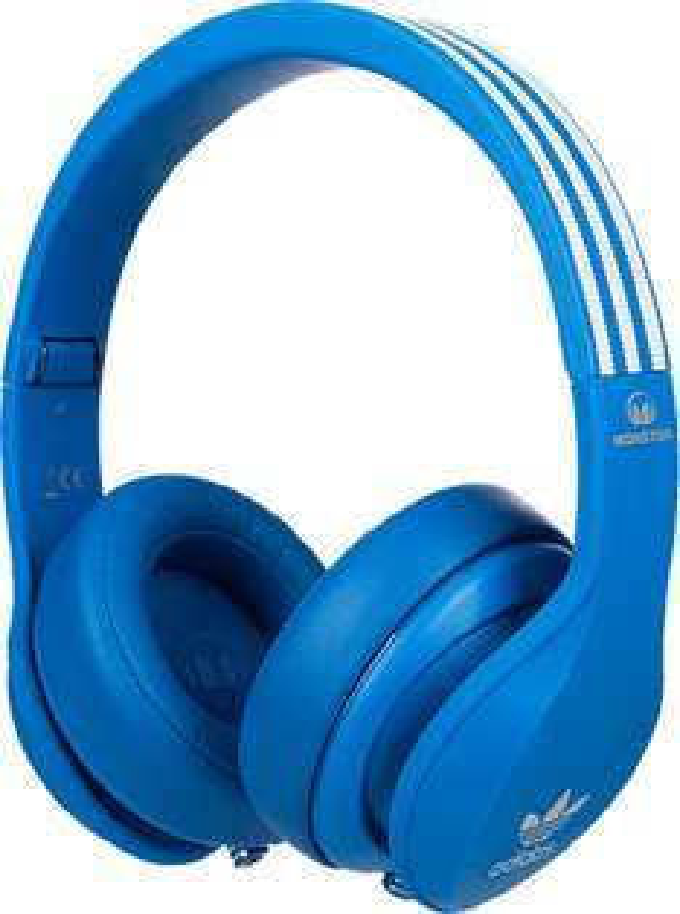 MONSTER Adidas Over-Ear (blau) Online/Offline