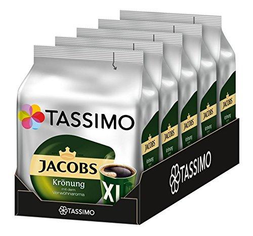 Tassimo Kapseln - Verschiedene 5er Packs ab 11,11€ [Amazon Sparabo + Gutschein]