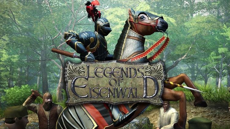 Legends of Eisenwald - Knight's Edition für 2,79 [Bundle Stars] [Steam]