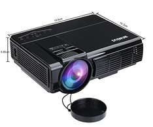 20% auf Mini HD LED Beamer AV/ VGA/ USB/ SD/ HDMI WIMIUS