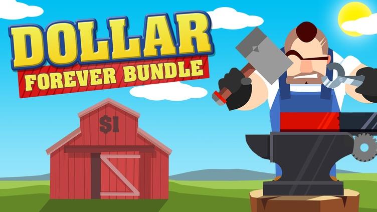 Dollar Forever Bundle - 26 Steam Games @ bundlestars