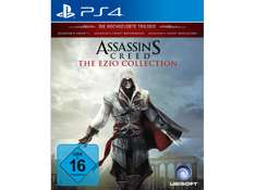 Assassin's Creed - The Ezio Collection - PlayStation 4 für 19€ * Abholung * [ Saturn ]