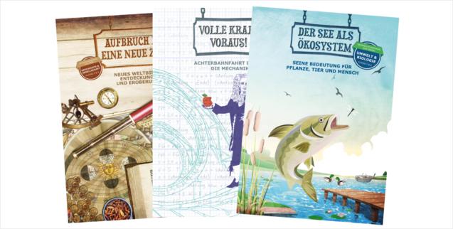 [Heide-Park] kostenlos Unterrichtsmaterial - verknüpft Lernen mit Spass