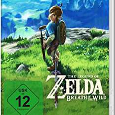 The Legend Of Zelda: Breath Of The Wild für 49,99€ (Otto.de) NEUKUNDEN-CODE