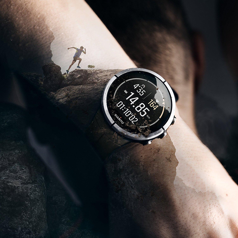 (Amazon.de) Suunto Spartan Ultra Unisex GPS-Uhr, für Multisport-Athleten, 26 Std. Akkulaufzeit, Wasserdicht, Farbtouchscreen