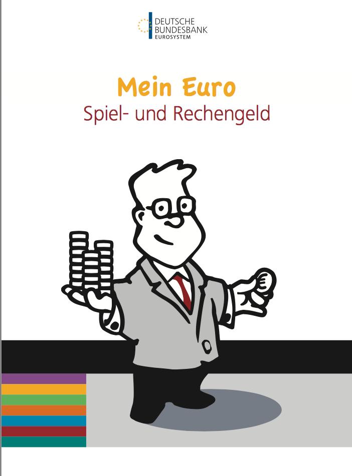 Mein Euro - Spiel- und Rechengeld - Deutsche Bundesbank -> endlich wieder verfügbar