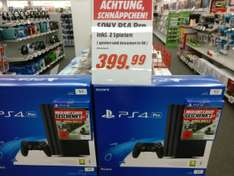 Mediamarkt - [Lokal Hamburg] Sony PlayStation 4 Pro + Call of Duty Infinite Warfare Legacy Edition für 399,99€
