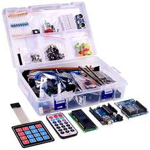 Arduino Starter-Kit 48-teilig für 39,99€ (Lernkit, Maker Kit, RFID)