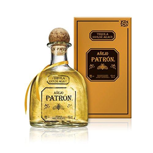 Patron Añejo 0,7l 40% - Edler Tequila aus Mexiko
