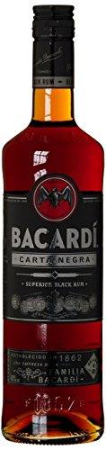 Bacardi Carta Negra - 40%iger Rum - Idealo 19€
