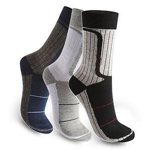 80% Baumwolle!   24-Pack Herren-Socken-Sportsocken-Tennissocken-Strümpfe-Baumwolle-39-42 & 43-46