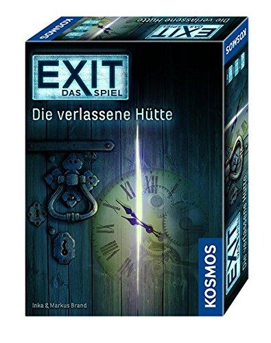 [Amazon Prime] KOSMOS Spiele 692681 - Exit - Das Spiel, Die verlassene Hütte