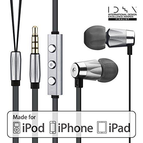 AMAZON: GGMM Alauda  In Ears (Aluminium, 3 Tasten Version, Apple MFI ) 9,44€