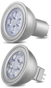 5x LG LED-Spot HV PAR16 6W GU10 / 5x LG LED-Spot NV 7W MR16 GU5.3
