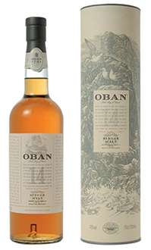 (Amazon Blitzangebot) Oban 14 Jahre Single Malt Scotch Whisky (0.7 l)