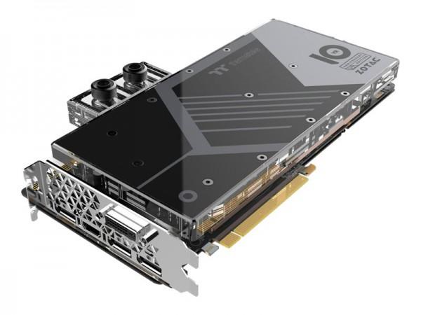 [Klarsicht IT] ZOTAC GeForce GTX 1080 ArcticStorm Thermaltake - 10 Year Anniversary Edition - 8 GB GDDR5X - PCIe 3.0