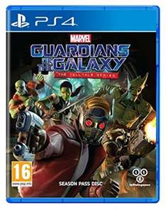 Guardians of the Galaxy: The Telltale Series (PS4/Xbox One) für 24,59€ (Base.com)