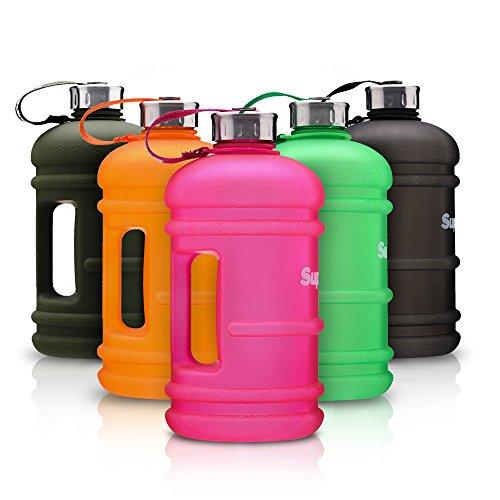 Tritan 2,2 Liter oder 3,79 Liter Water Jug XXL von Supplify für 9,37€ inkl. Prime statt 12,99€ [amazon.de]