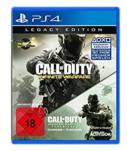 "[amazon.de] Call of Duty: Infinite Warfare - Legacy Edition - ""sehr gut"" [PS4] für 14€ inkl. Versand"