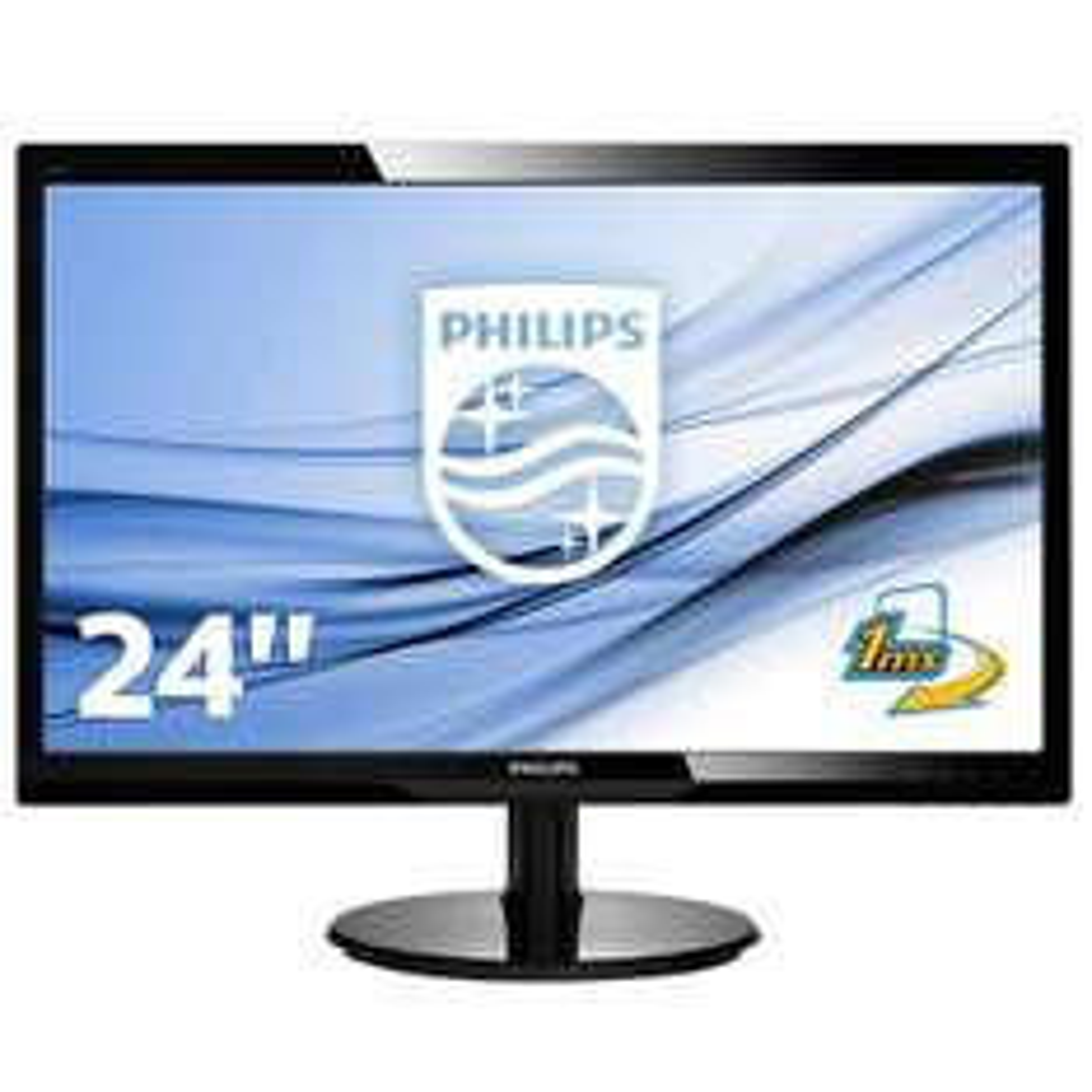 Philips 246V5LHAB - 61 cm (24 Zoll), LED, 1 ms, Lautsprecher, HDMI
