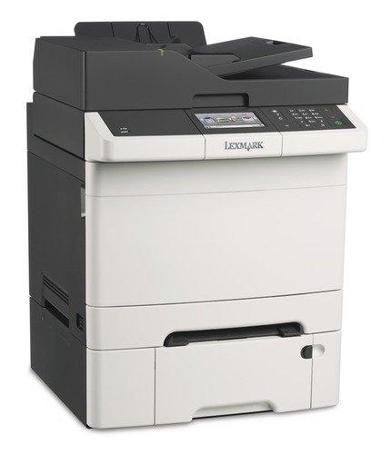 Lexmark CX410dte Laser Multifunktionsdrucker mit RADF Scanner & Duplex