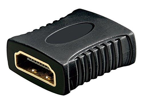 [amazon.de/marketplace - Trend Mall] Wentronic HDMI/HDMI Adapter (19-polig, HDMI-Buchse auf HDMI-Buchse) (3 Stück)