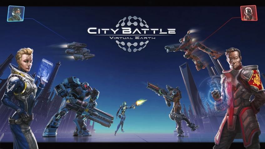 [Steam] CityBattle | Virtual Earth (BETA Key)