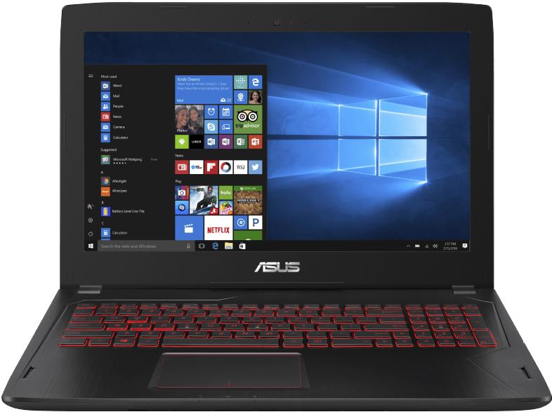 ASUS Notebook mit GTX 1060, 256 GB SSD, 8 GB Ram, i5 6300HQ @Saturn online für 799,- Euro inkl. Versand