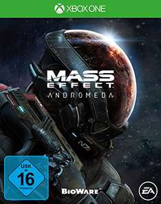Mass Effect: Andromeda (Xbox One) für 44,99€, Mass Effect: Andromeda (PC Retail Origin) für 34,99€  (Saturn + Amazon)