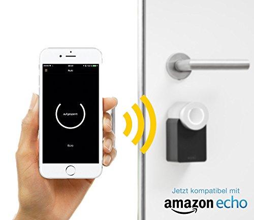 [Amazon Prime] Nuki Combo (Smart Lock und Bridge) - Elektronisches Türschloss