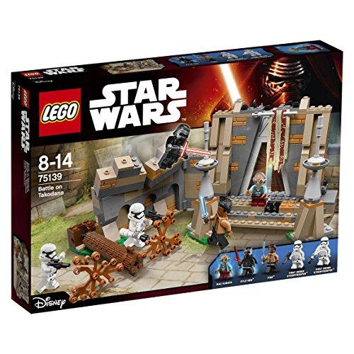 [Amazon] LEGO® Star Wars 75139 Schlacht auf Takodana für 34,99€ inkl. Versand