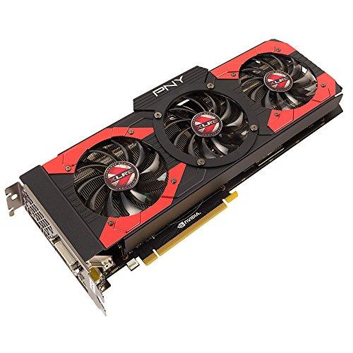 [amazon.fr]  PNY GeForce GTX 1080 XLR8 OC GAMING 8GB GDDR5X