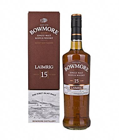 [Gourmondo.de] Bowmore 15 Laimrig