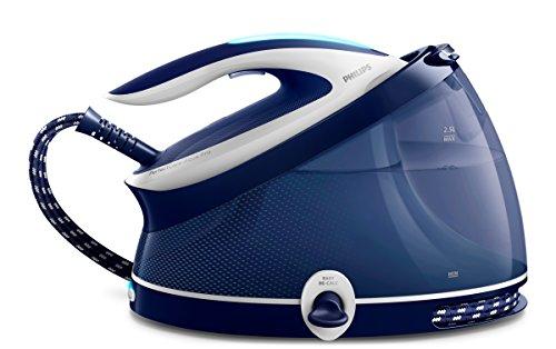 Philips PerfectCare GC9324/20 - Dampfbügelstation mit 6,5 bar Dampfdruck, 2100 Watt und 2,5L Wassertank