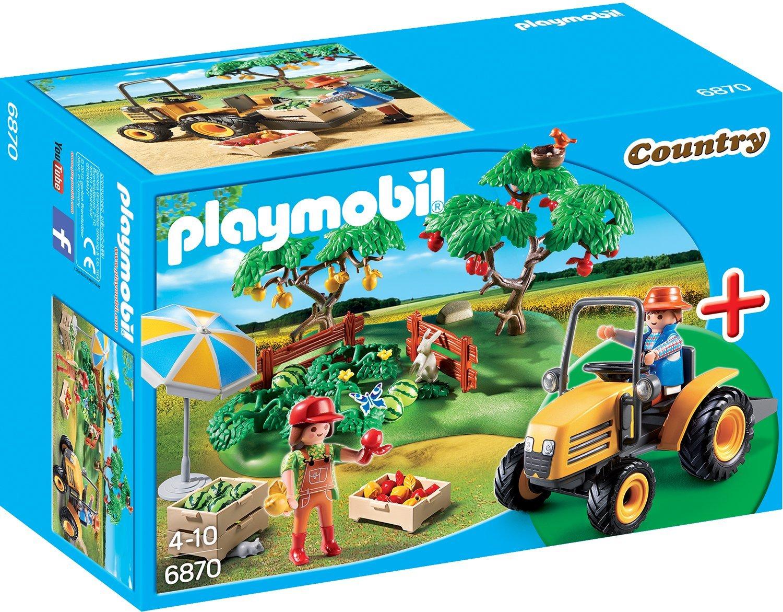 [AMAZON] Playmobil 6870 (Obsternte Starter-Set) für nur 8,88€ inkl. Versand