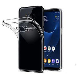 Samsung S8 Silikon Hülle  und 3x Schutzfolien @ebay 2,99€