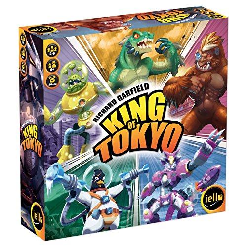 [Amazon] Iello 51329 - King of Tokyo - Neue Edition - Brettspiel