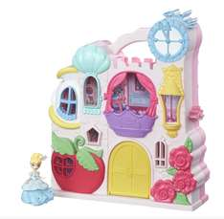 Puppenschloss zum Aufklappen: Disney Princess Little Kingdom Schloss für 25€ bei Abholung @ToysRUs