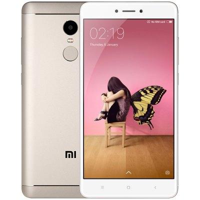 Xiaomi Redmi Note 4 LTE + Dual-SIM global (5,5'' FHD IPS, Snapdragon 625 Octacore, 3GB RAM, 32GB eMMC, 13MP + 5MP Kamera, inkl. Band 20, 4100mAh, Android 6) für 148,48€ [Gearbest]
