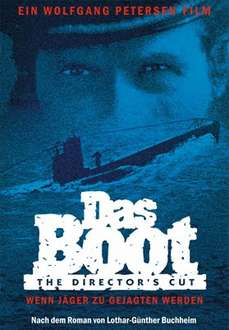 """Google Play Movies """"Das Boot - The Director`s Cut"""" in HD kaufen"""