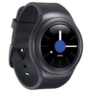 Samsung Gear S2 (Farbe: schwarz) Sport R730 R7200 Smartwatch Armband Fitnessarmband