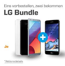 [Saturn] LG G6 vorbestellen + LG K8 (2017) titan kostenlos erhalten