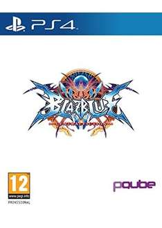 BlazBlue: Central Fiction (PS4) für 13,77€ inkl. VSK (Base.com)