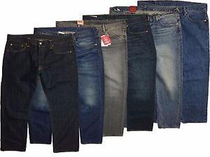 WOW 15%sparen auf Levi´s 501 Denim Herren Jeans Hose viele versch. Farben&Mod Regular Straight ab 42,42€