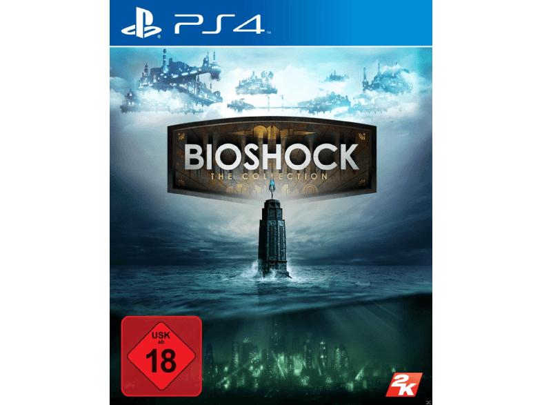 [Saturn] BioShock - The Collection (PS4) für 19,99€ (bei Abholung im Markt)