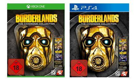 [2K Store] Borderlands: The Handsome Collection (PS4 und Xbox One) für je 14,69€. Bei Zahlung über PayPal je 15,58€