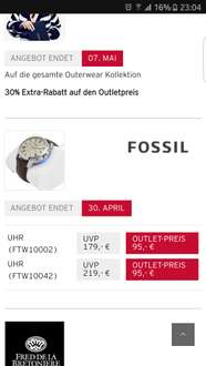 Fossil Q Pilot Smartwatch in Holland (Roermond)