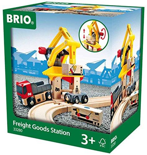 [Amazon.de] Brio 33280 Frachtverladestation