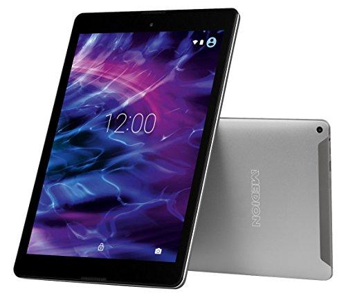 Amazon Prime - Blitzangebot! -MEDION LIFETAB P9701 24,6 cm (9,7 Zoll) Tablet mit QHD Display, Quad-Core-Prozessor, 2 GB RAM, 32 GB Speicher, Android 6.0, titan