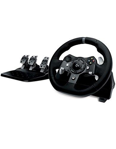 Amazon Angebot: Logitech G920 Racing Lenkrad Driving Force